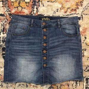 Indigo Rein Skirt